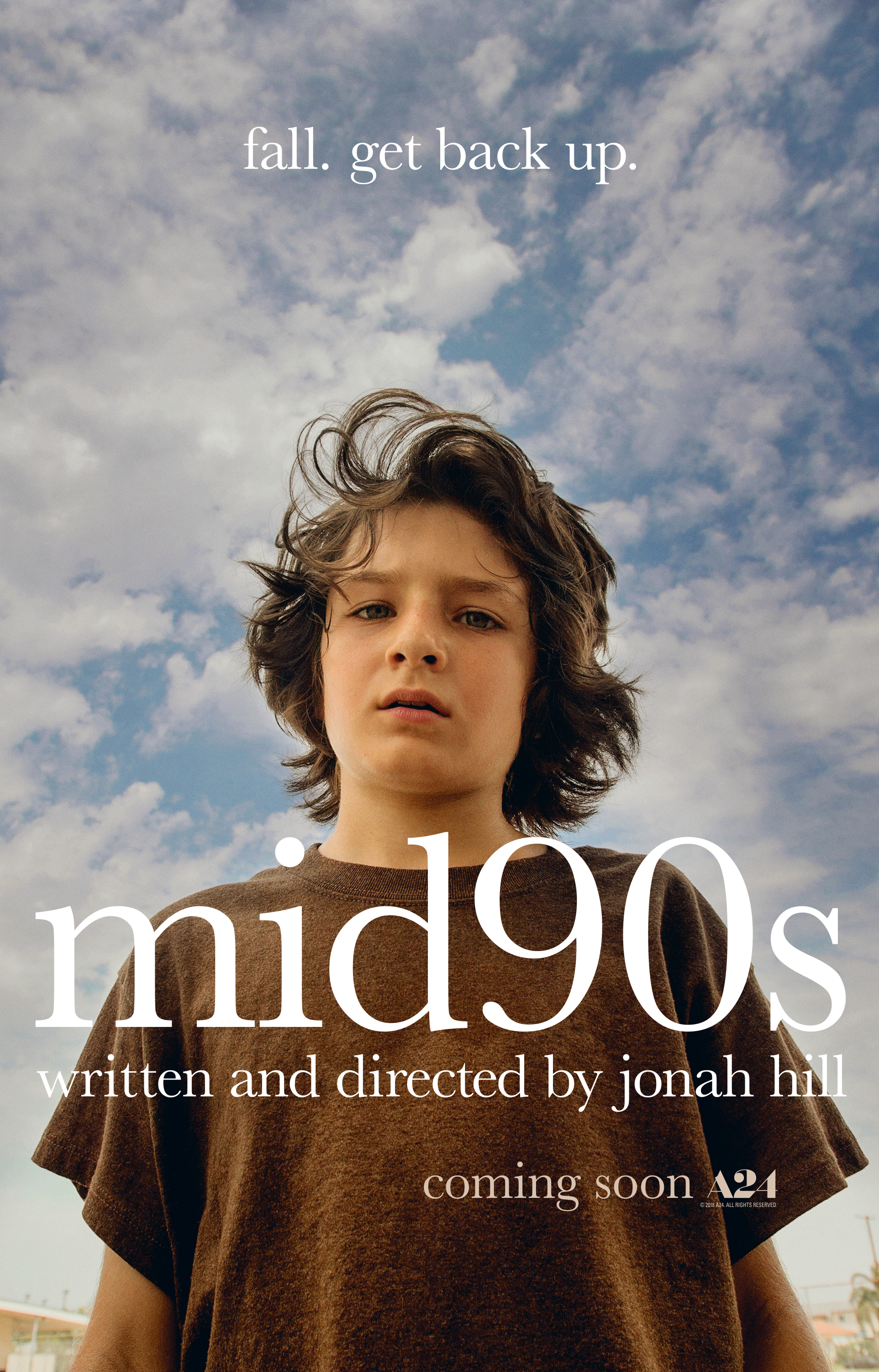 Image result for mid90s movie poster