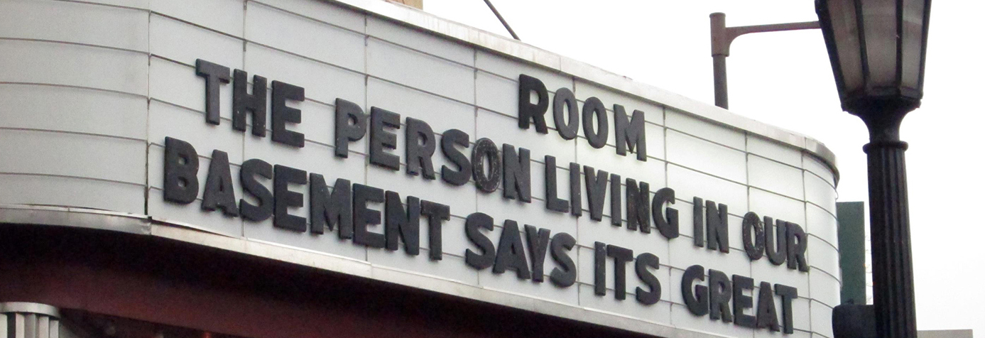Room Marquee