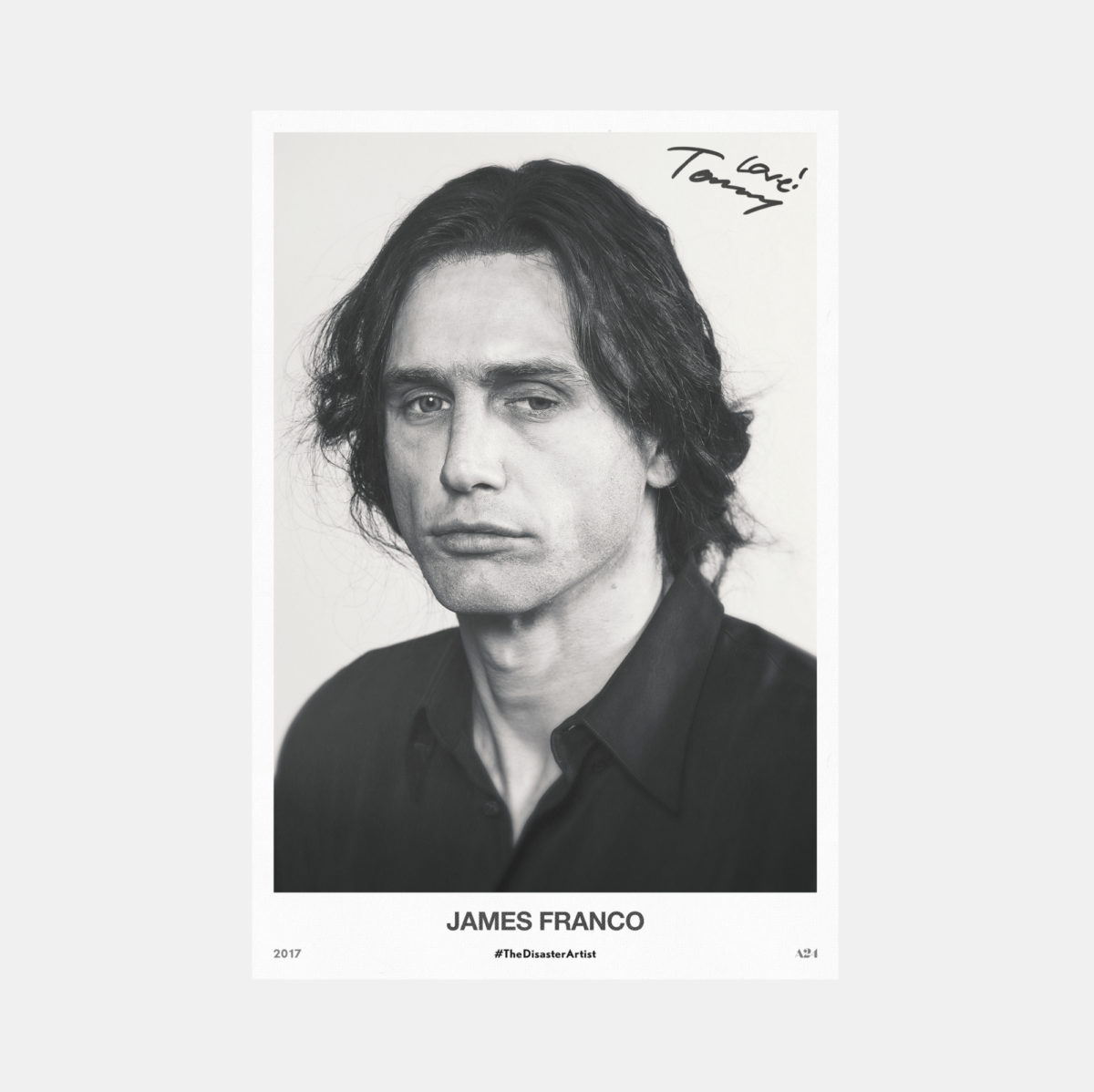 Thumbnail Disaster Artist Printable