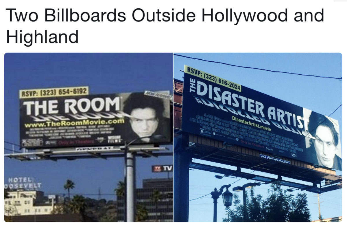 Two Billboards