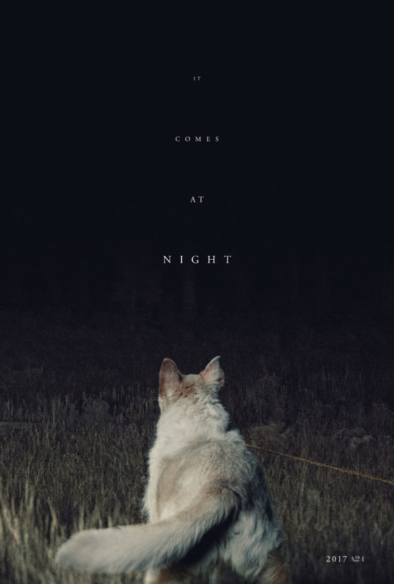 It Comes At Night Dog Poster Web