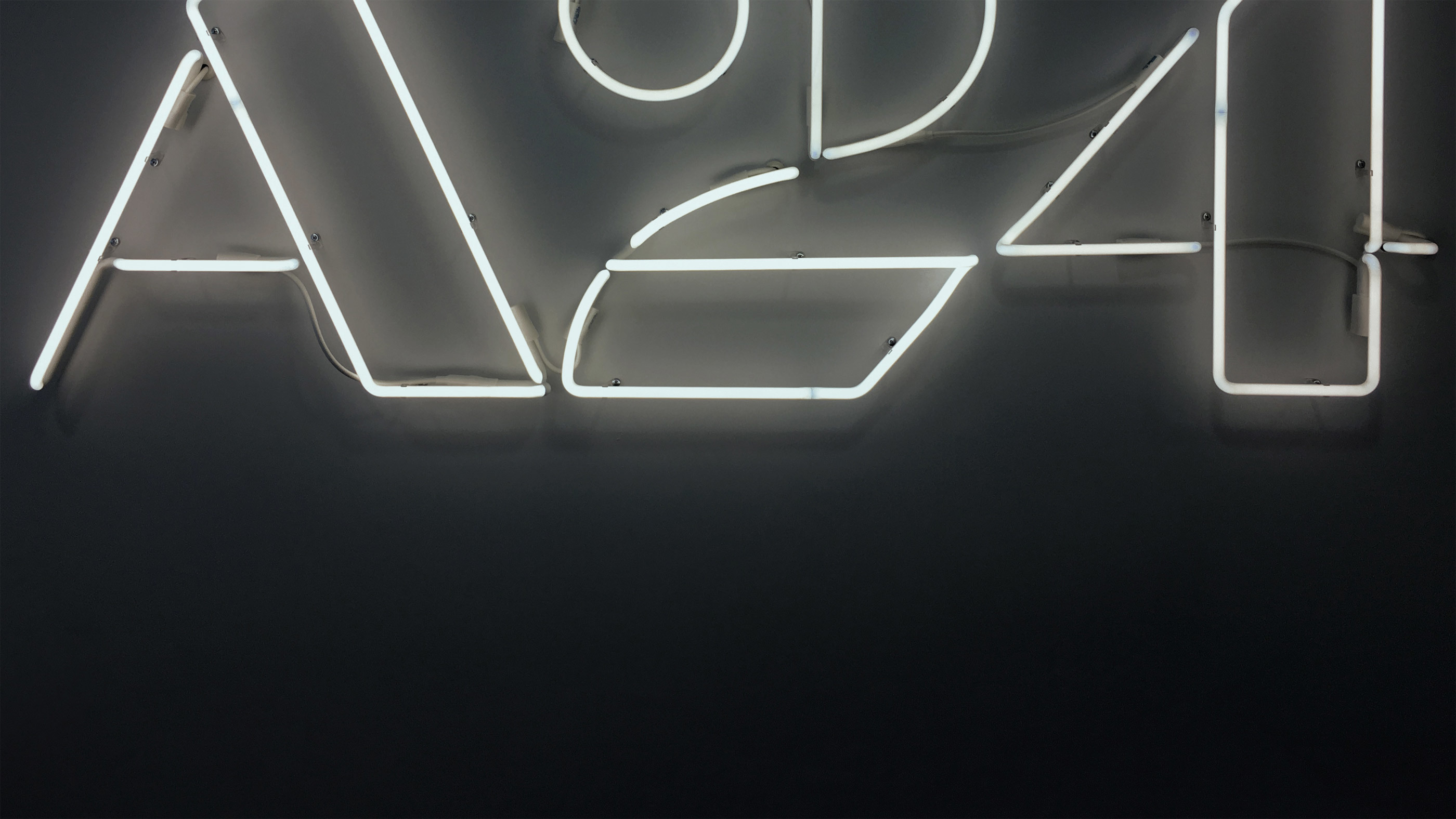 A24 Office Sign La